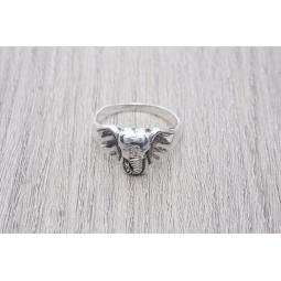 Anillo Elefante Mod.30766 EN PLATA DE LEY 925