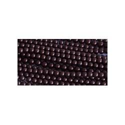 Perla de Cristal en tira Marrón Cobrizo 1ª Calidad- 13 Mod.21585 13