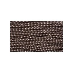 Perla de Cristal en tira Dorado Bronce 1ª Calidad -14 Mod.21585 14