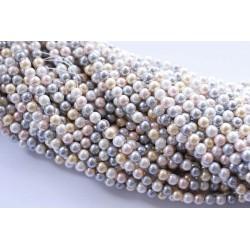 Perla de Nácar en tira Colores Pasteles 1ª Calidad Mod.21762 1