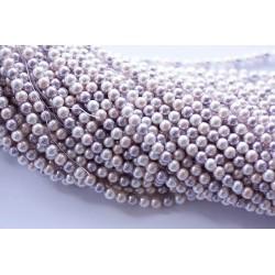 Perla de Nácar en tira Colores Pasteles 1ª Calidad Mod.21797 2