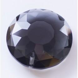 Abalorio de cristal Redondo color Negro Mod.21810 3