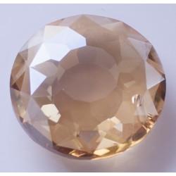 Abalorio de cristal Redondo color Dorado Mod.21810 4