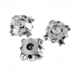 Zirconia con engarce para coser SS25 Mod.21928