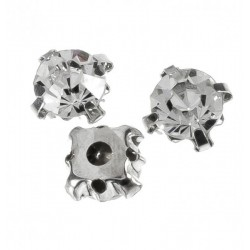 Zirconia con engarce para coser SS38 Mod.21931