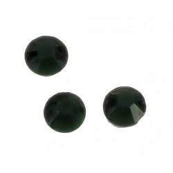 100 Unidades de Cristal para pegar con plancha verde oscuro Mod.21940 5