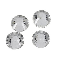 Cristal para pegar con plancha Blanco Mod.21942