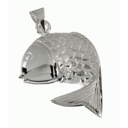 Colgante pez Mod. 50293 en Plata