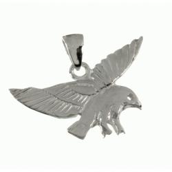 Colgante Águila Mod. 50294 en Plata