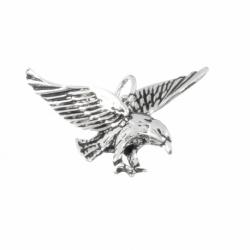 Colgante Plata Águila Oxidada Mod.50847 En Plata De Ley 925