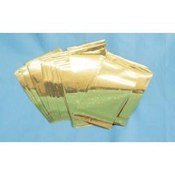 Bolsa metalizada adhesiva