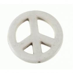 Abalorio de resina Símbolo de la Paz grande Mod.21759 1