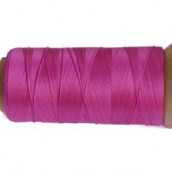 100 Metros Aprox de Hilo para collar Rosa fuerte Mod.21649 2