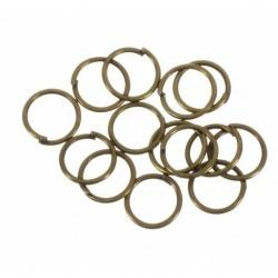 30 grs. de Arandela metal color cobre Mod.21109 7X7 B