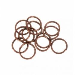 30 grs. de Arandela metal color cobre Mod.21111 7X10 C