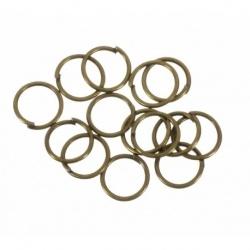 30 grs. de Arandela metal color bronce Mod.21108 7X10 B