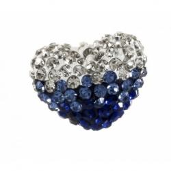 Colgante Corazón de Zirconita Mod.21877 6