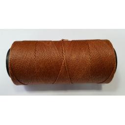 150 Metros de Cordón Primera Calidad Encerado Marrón Chocolate Mod.21119 28